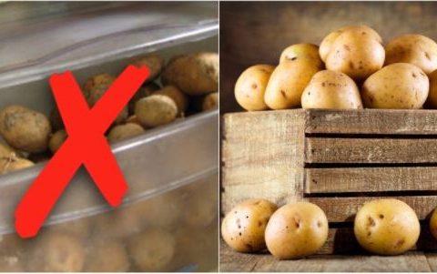 Một vài mẹo nhỏ với khoai tây và khoai sọ.