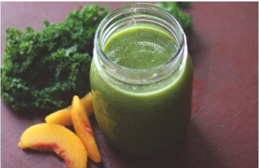 Giảm cân đơn giản tại nhà bằng công thức sinh tố cải kale