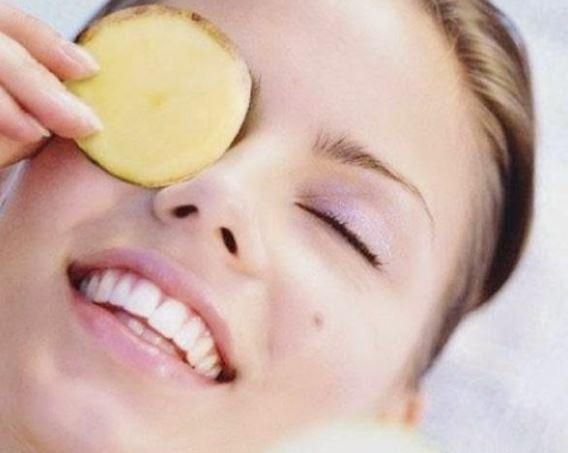 3 Cách đắp mặt nạ khoai tây xóa tan quầng thâm mắt
