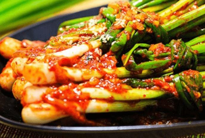 kim chi hanh la